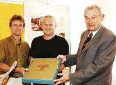 Bayerischer Wohnungsbaupreis 2001 Anerkennung